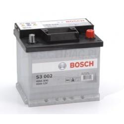 Автомобильный аккумулятор BOSCH S3 002   0092S30020  45 Ач (A/h)  обратная полярность  -  545412040