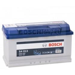 Автомобильный аккумулятор BOSCH S4 013   0092S40130  95 Ач (A/h)  обратная полярность  -  595402080