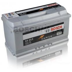 Автомобильный аккумулятор BOSCH S5 013   0092S50130  100 Ач (A/h)  обратная полярность  -  600402083