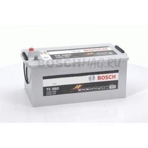 Автомобильный аккумулятор BOSCH T5 080  0092T50800  225 Ач (A/h) прямая полярность - 725103115