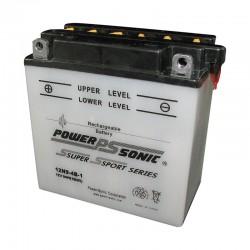Автомобильный аккумулятор EXIDE BIKE 12V 9 Ач (A/h) - 12N9-4B-1