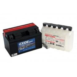 Автомобильный аккумулятор EXIDE BIKE 12V 8 Ач (A/h) - YTZ10S-BS