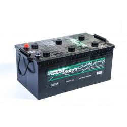 Автомобильный аккумулятор GIGAWATT G225R 725012115 - 225 Ач  обратная полярность