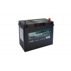 Автомобильный аккумулятор GIGAWATT G45R 545155033- 45Ач  обратная полярность