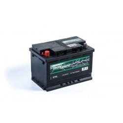 Автомобильный аккумулятор GIGAWATT G70L 570 410 064 - 70Ач  прямая полярность