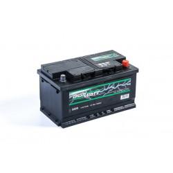 Автомобильный аккумулятор GIGAWATT G80R 580 406 074 - 80Ач  обратная полярность