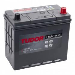 Автомобильный аккумулятор TUDOR High-Tech TA456 45 Ач (A/h) обратная полярность