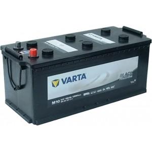 Автомобильный аккумулятор грузовой VARTA Promotive Black 190 А/ч R+ прямая полярность 690033120