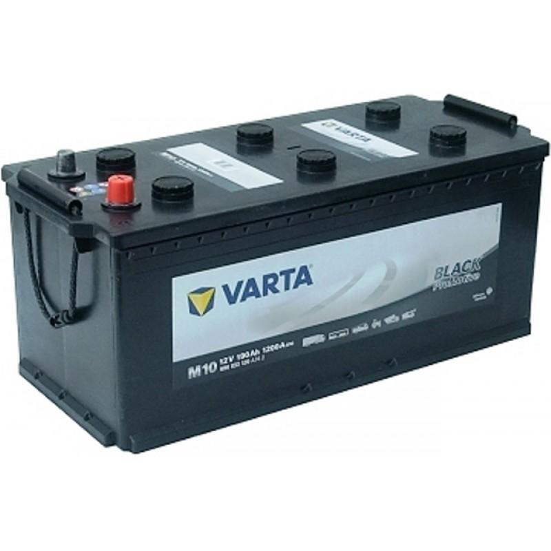 Аккумулятор грузовой VARTA Promotive Black 190 А/ч R+ прямая полярность 690033120